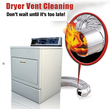 Dryer Vent Fire Prevention